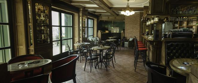Cafe Bulldog - kavárna