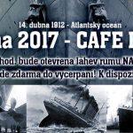 Cafe Bulldog Titanic 2017