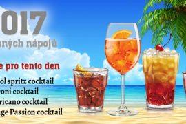 Míchané nápoje za letní cenu