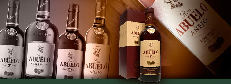 Abuelo Anejo 7 Years