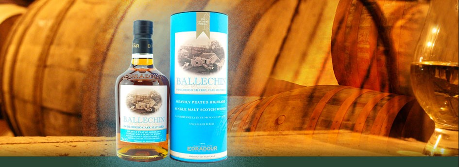 Ballechin 4 Sherry Cask