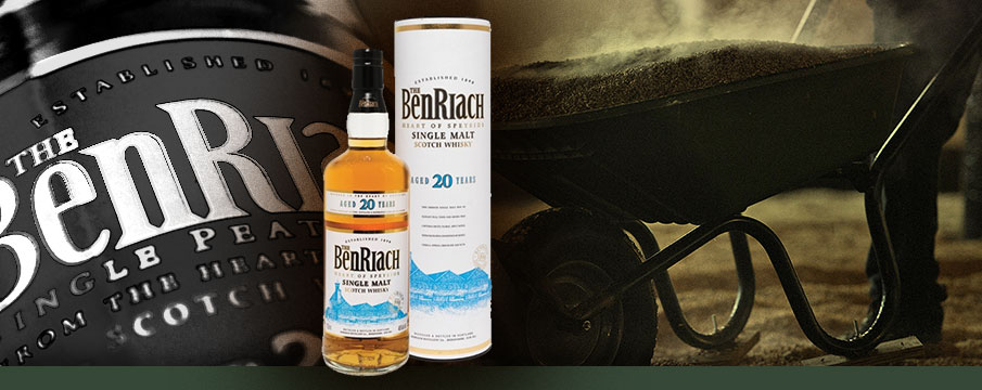 Benriach 20 Years 43%