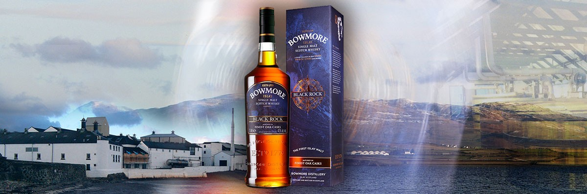 Cafe Bulldog Bowmore Black Rock