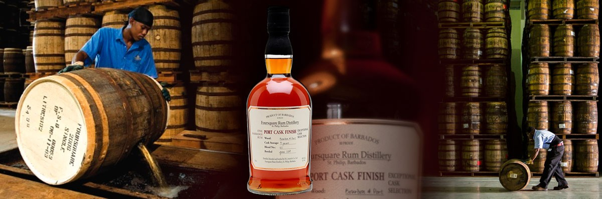 Cafe Bulldog Foursquare Port Cask 9 Years