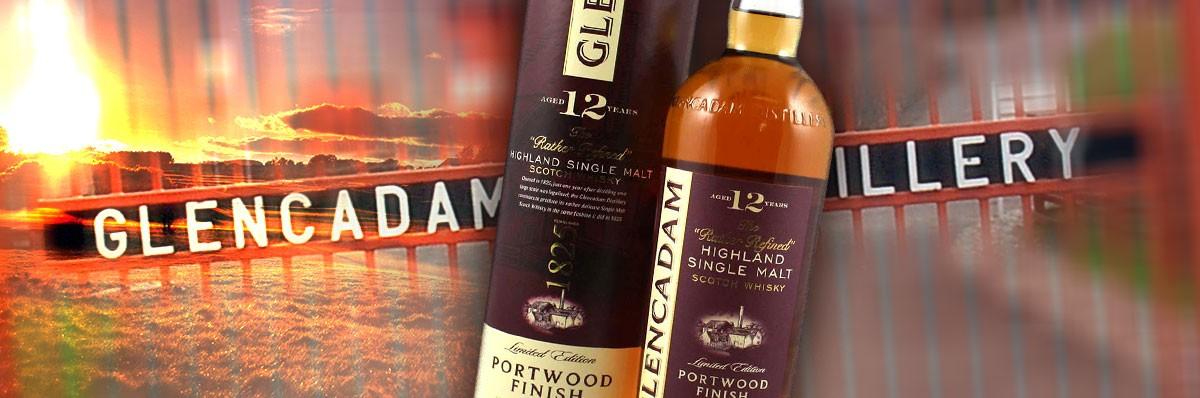 Glencadam 12 Years Portwood