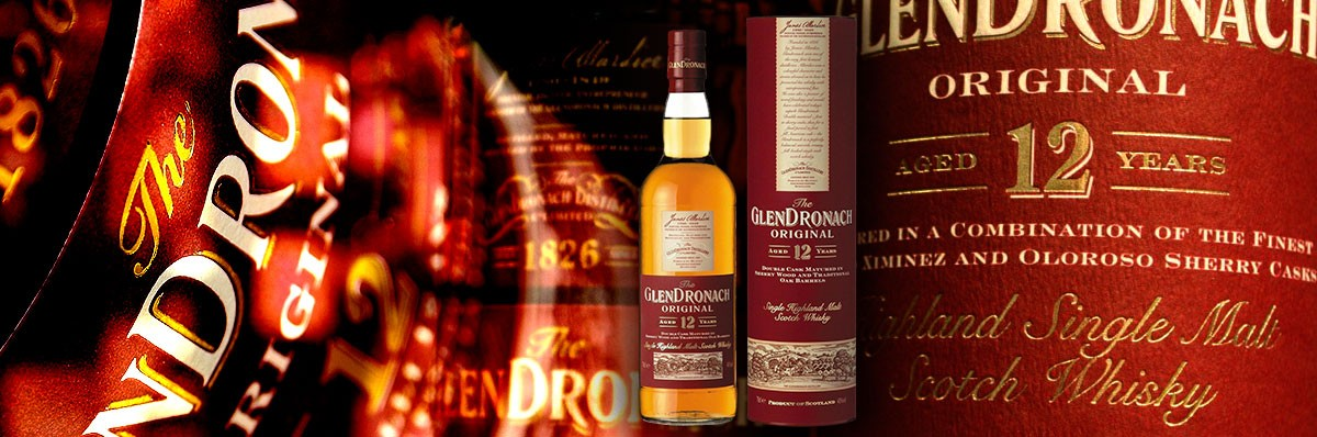 Glendronach Original 12 Years 43 %