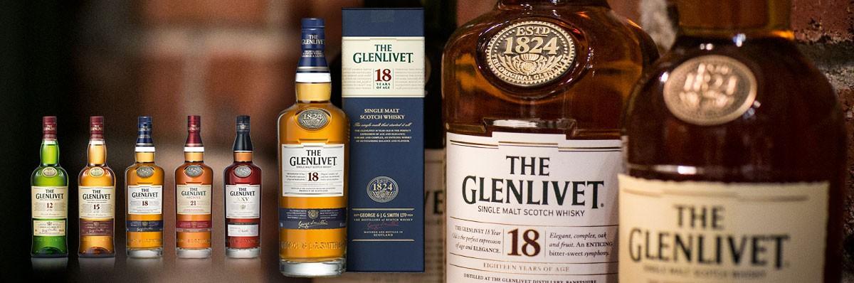 Glenlivet 18 Years 43 %