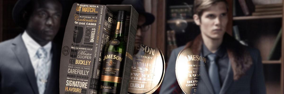 Jameson Select Reserve 40 %
