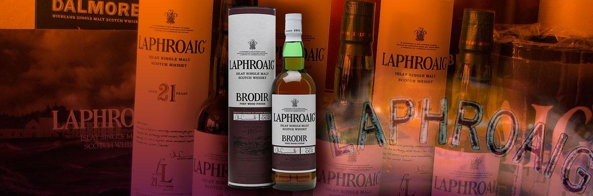 Laphroaig Brodir 48 %