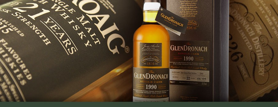 Glendronach Parliament 21 Years 43%