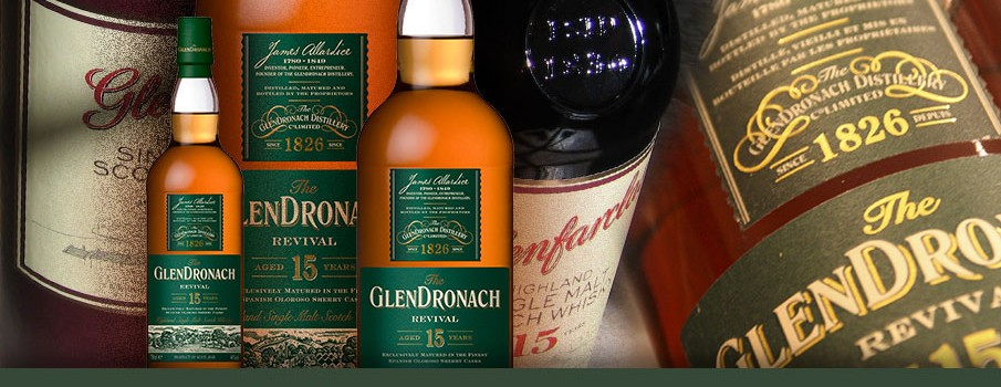 Glendronach Revival 15 Years 46%