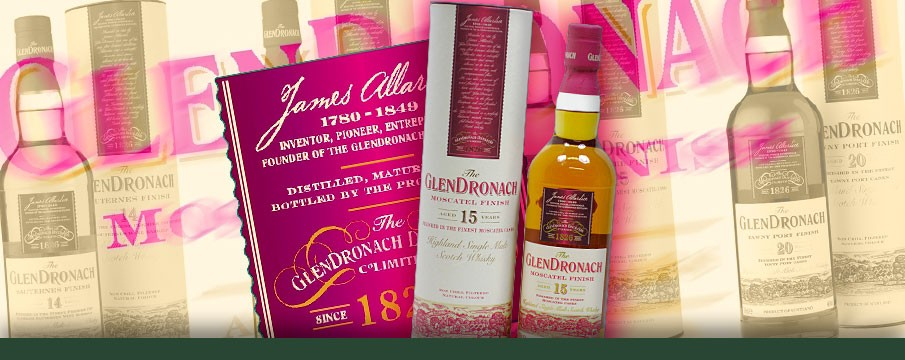 Glendronach Moscatel 15 Years