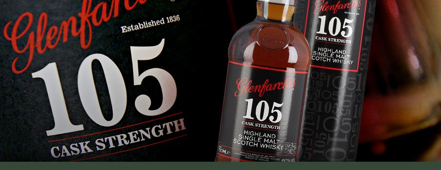 Glenfarclas 105 Cask Strength 60%