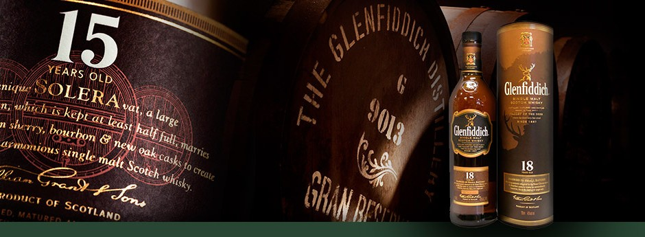 Glenfididich 18 Years 40%