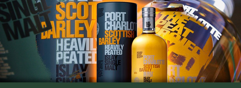 Port Charlotte Scottish Barley 50 %