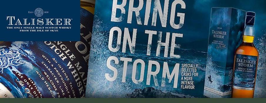 Talisker Storm 45