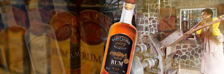 Cafe Buldog 1819 St. Aubin Black Rum