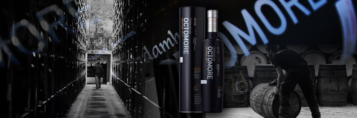 Cafe Bulldog Bruichladdich Octomore 7.1