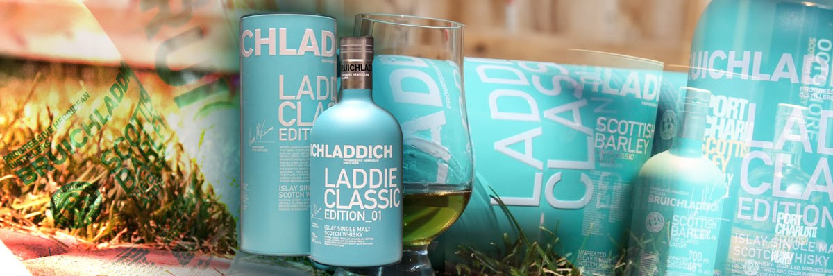 Cafe Bulldog Bruichladdich The Classic Laddie 50%