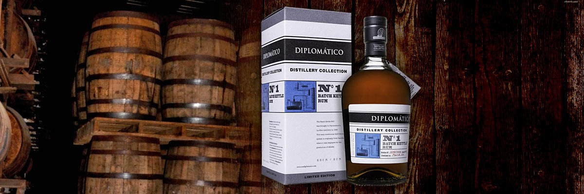 Diplomático Batch Kettle