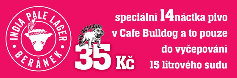 Cafe Bulldog India Pale Baranek