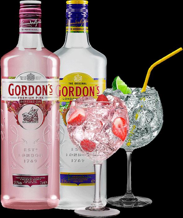 Cafe Bulldog - Gordon's Gin