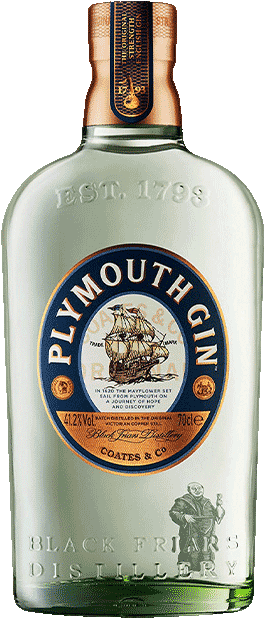 Plymouth Gin Cafe Bulldog