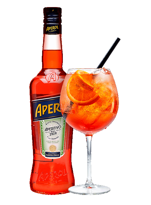 Cafe Bulldog Aperol