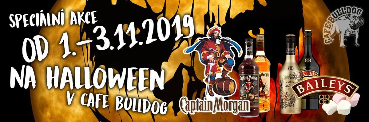 Cafe Bulldog - Halloween