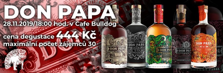 Don Papa v Cafe Bulldog