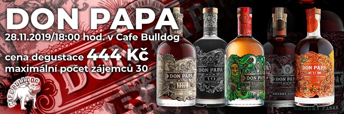 Don Papa v Cafe Bulldog