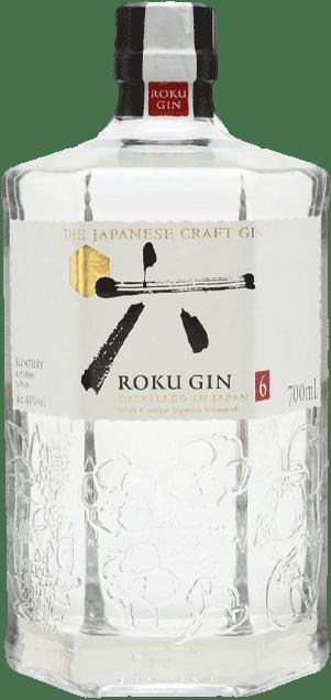 Suntory whisky - Roku Gin