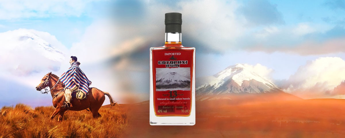 Cotopaxi Single Barrel 13 Year